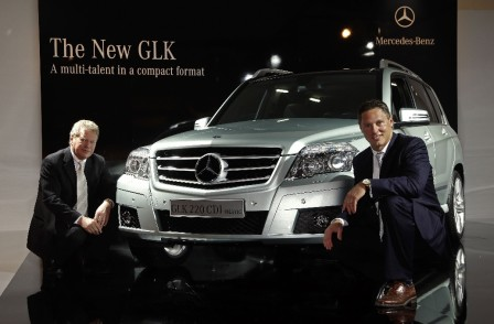 mercedes benz glk china auto show002 448x294 Gorden Wagener Awarded as the Best Interior Designer