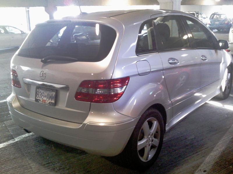 Mercedes Benz B Cl In The Us