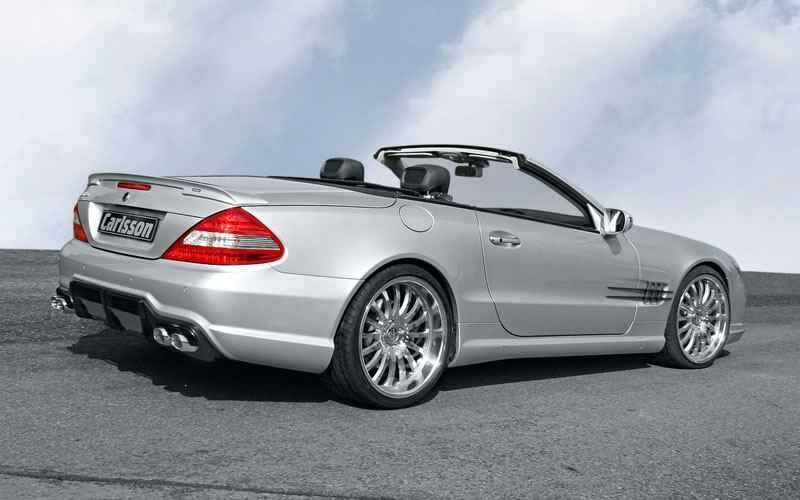 2009 mercedes sl 500