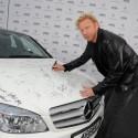 mercedes benz c350 nelson mandel02 125x125 Nelson Mandelas 90th birthday: Mercedes Benz presents an autographed C350