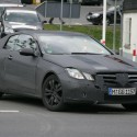 mercedes benz clk spyshot 125x125 Mercedes Benz CLK Spy Shots and Important Details Revealed