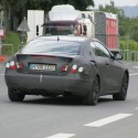 Mercedes-Benz CLK Spy Shots