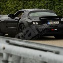 mercedesgullwingdoors spy shots side 125x125 Mercedes Gullwing SLC Spy Shots and Car Detail Revealed