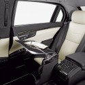 mercedes benz s600 pullman guard special protection03 125x125 The new S600 Pullman Guard: 80 years of special protection