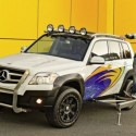 mercedes benz rock crawler sema glk tuned1 125x125 Mercedes Benz GLK Tuner Challenge at SEMA 2008