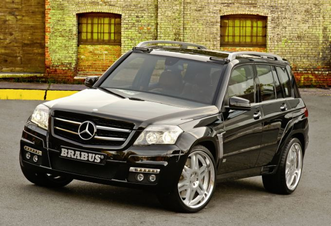 the mercedes benz glk at sema 2008 brabus glkwidestar a mercedes benz fan blog. Black Bedroom Furniture Sets. Home Design Ideas