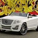 "BLVD Customs' strong GLK ""Urban Whip"" roadster"
