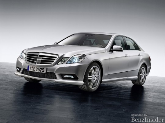 mercedes benz introduces the new e class15 540x405 New E Class voted best looking car in the world by Autobild readers