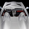 mercedes benz slr roadster stirling moss interior 4 125x125 New pictures of the SLR Stirling Moss interior