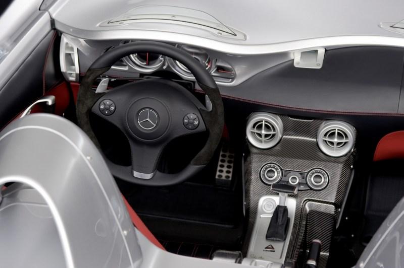 Mercedes Benz S63 >> New pictures of the SLR Stirling Moss interior - BenzInsider.com - A Mercedes-Benz Fan Blog