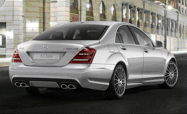 Mercedes Benz S Class Amg. 2010 Mercedes-Benz S63 and S65