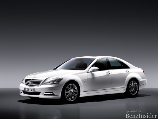 official the 2009 mercedes benz s class 05 small Official: The 2009 Mercedes Benz S400 Hybrid
