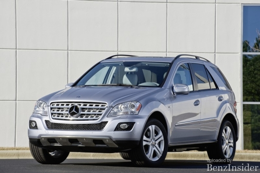 official the mercedes benz ml 450 hybrid 19 small Official: The Mercedes Benz ML 450 HYBRID