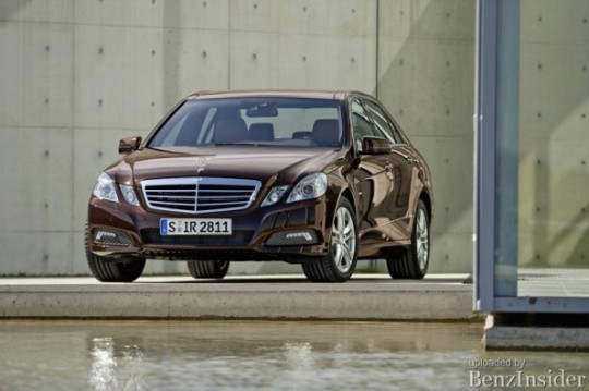 mercedes benzintroducesthenewe class02 540x359 Mercedes Benz E Class series has the highest value retention