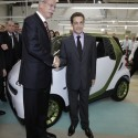smart fortwo electric drive to begin in 2012 in hambach 125x125 smart fortwo electric drive series production to begin in 2012 in Hambach
