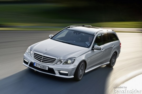 the mercedes benz e 63 amg estate08 540x359 Official: The Mercedes Benz E 63 AMG Estate