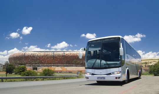 460 daimler buses will be delivered to south africa for the 2010 world cup 540x321 460 Daimler Buses will be delivered to South Africa for the 2010 World Cup