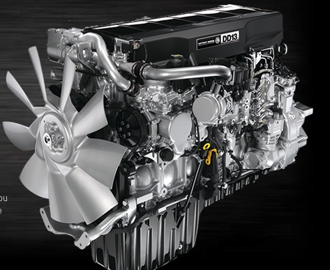 detroit diesel engine Daimler Trucks North America to Offer Detroit Diesel Engines in US