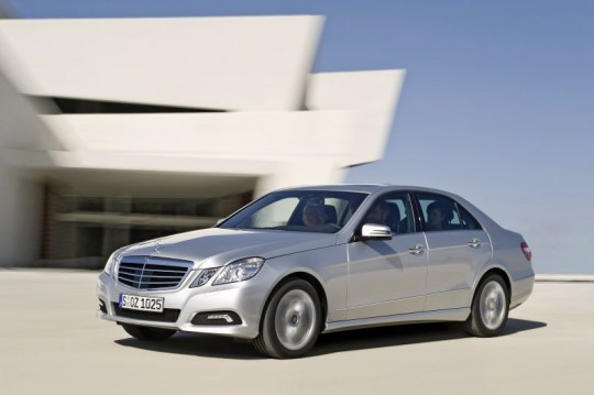 mercedes benz e class 540x359 Mercedes Benz E Class wins the Our Car 2010 Award