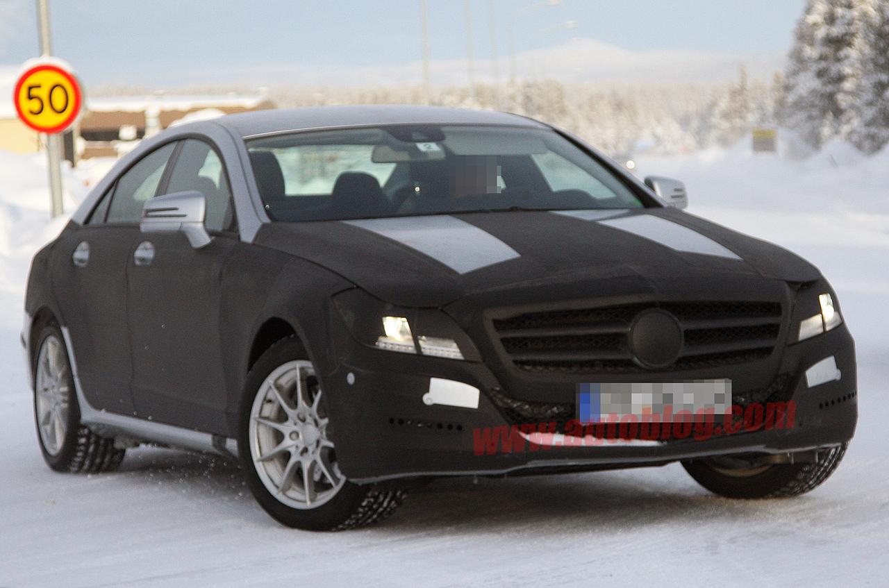 2011 Mercedes-Benz CLS,