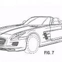 03slsrdstrpat 125x125 Mercedes Benz SLS AMG Roadster to launch in 2012