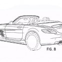 24slsrdstrpat 125x125 Mercedes Benz SLS AMG Roadster to launch in 2012