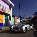 765873 1397086 4896 3264  DW 8180 Custom 125x125 Two Gullwings on the trail of the Carrera Panamericana in Mexico