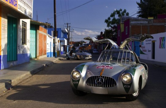 765874 1397089 4569 2968  DW 8222 Custom 540x350 Two Gullwings on the trail of the Carrera Panamericana in Mexico