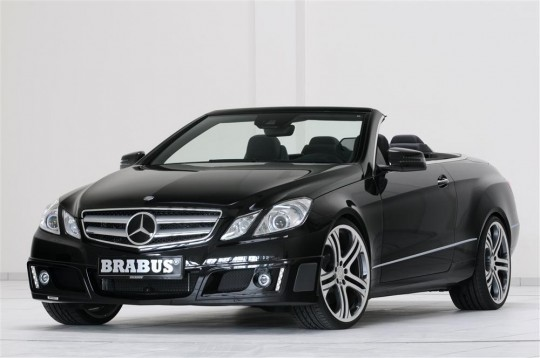 b10aa211 Custom 540x358 BRABUS tunes the Mercedes Benz E Class Cabrio