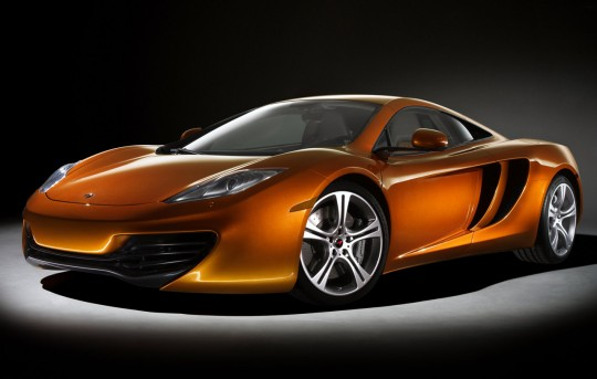 mp4 12c mclaren 540x343 McLaren buys back majority of Mercedes stake