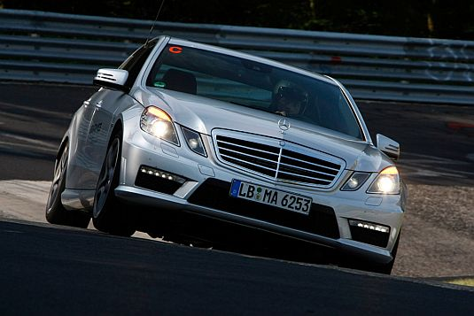 E63 AMG Driving Academy Includes Two New Cars
