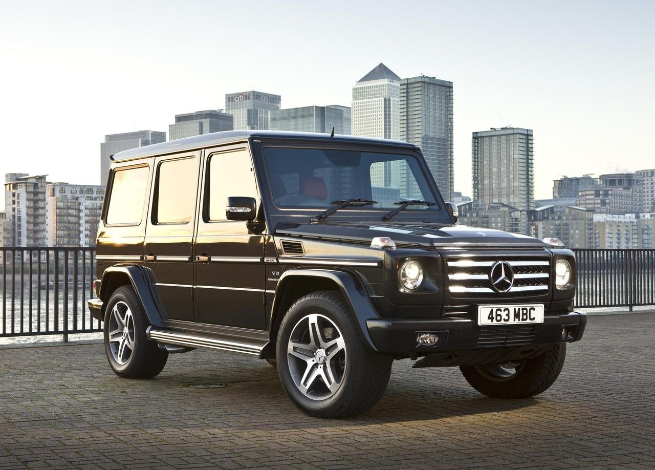 G-Wagon car