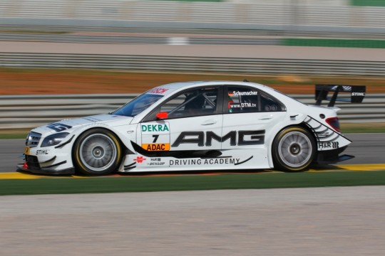 mercedes confirms dtm lineup for 2010 19273 1 540x360 Mercedes Benz announces drivers for 2010 DTM