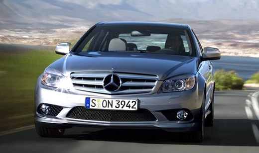 mercedes benz c class sedan fr thumb 520x308 3046 Mercedes Sedan Vs Coupe — Which One is Ideal For You