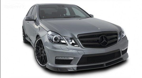 2010 mercedes e63 amg v6ew 597x329 VIDEO: The Vorsteiner Tuned 2010 Mercedes E63 AMG V6E