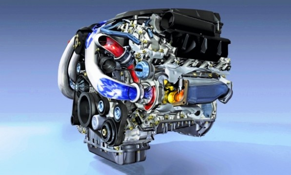 New V8 Engine 13 610x367 597x359 New V8 on 2011 CLS to send shivers down your spine