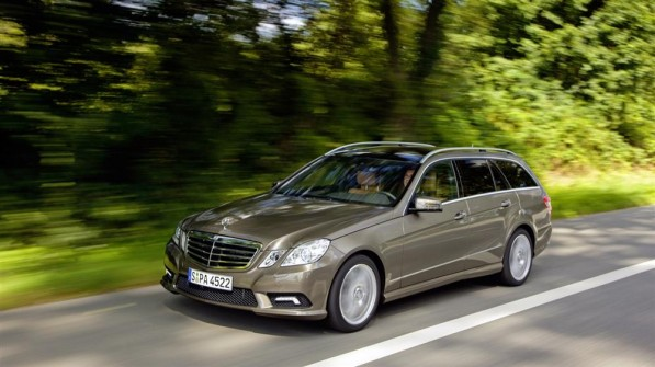 The 2011 E Class Wagon013 597x335 The 2011 E Class Wagon: Safe, Versatile, State of the Art