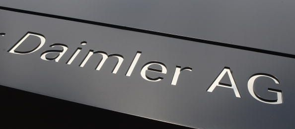 daimler sign Daimler EBIT Estimated To Go As High As 4 Billion Euros