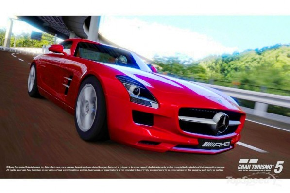 gran turismo 5 ties w 597x398 AMG Driving Academy teams up with Gran Turismo 5