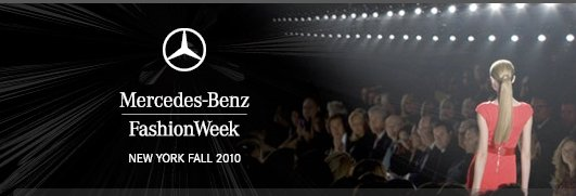 mercedes benz fashion week deal extended 20128 1 Mercedes Benz Renews Its Sponsorship For Fashion Week