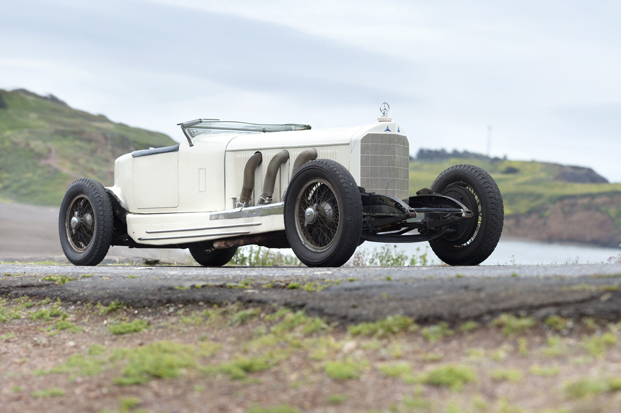 1927_MercBenz S Boattail Speedster
