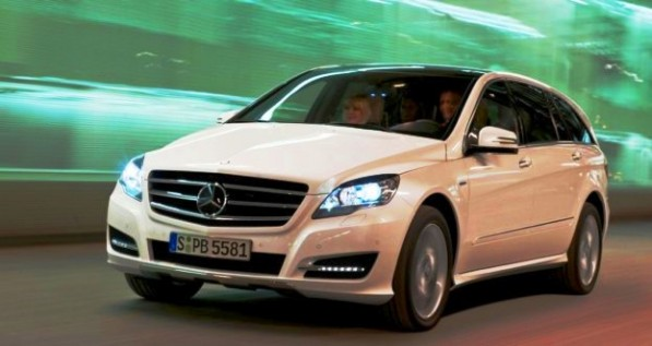 2011 MB R Class 597x317 The 2011 R Class facelifted