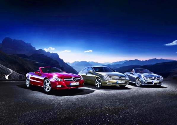 mercedes benz fascination camp press image002 597x423 Models for 2011 and beyond