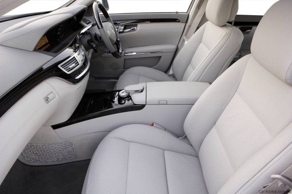 Mercedes Benz S Class seats 1 597x397 Rivals BMW and Mercedes Benz Collaborate To Save Money On Seats