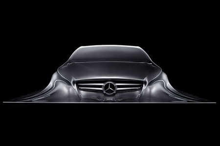 Mercedes Benz sculpture 1 600x400 The Future of Mercedes Benz Design