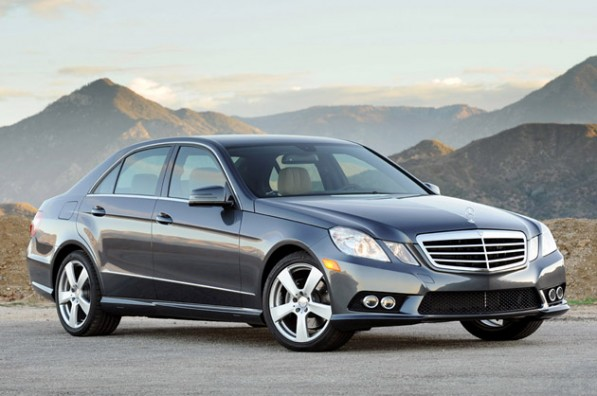 lead1mercedese3502010review1 597x396 Mercedes To Dethrone Lexus as U.S. Luxury Brand Leader