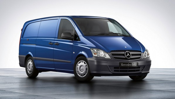 mercedes benz presents new generation vito 22013 1 597x339 The New and Improved: Mercedes Benz Vito