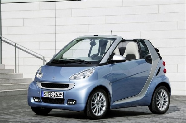 smart facelift revealed 22109 1 597x395 Second Generation Smart ForTwo Official Info and Picture
