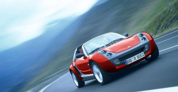 smart roadster 630 597x311 Smart Roadster Rumored To Make A Comeback In The Auto Market