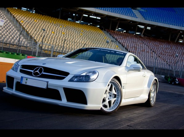2011 MKB Mercedes Benz SL 65 AMG Black Series9 597x447 Most powerful AMG yet courtesy of MKB